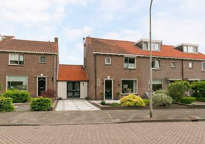 Vlasstraat 3 in Ridderkerk 2988 XR