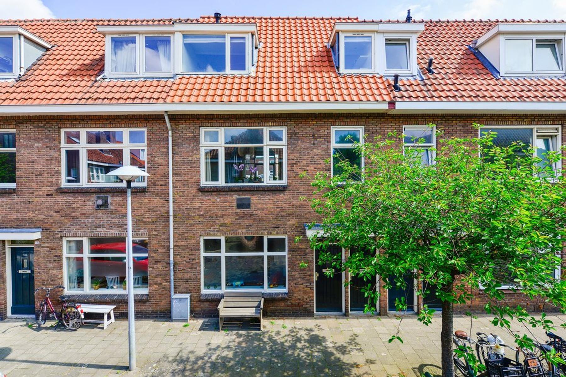 Flamingostraat 20 Bis in Utrecht 3582 SX