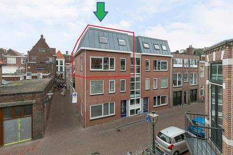 Van Der Werfstraat 17 in Leiden 2312 VR