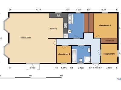 Schouwenbaan 6 31 in Wouwse Plantage 4725 SV