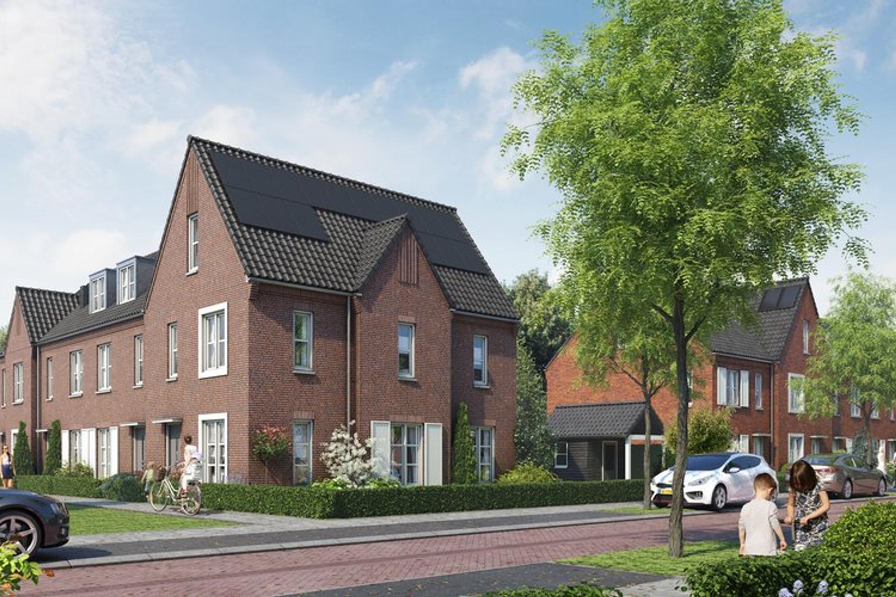 Taets Van Amerongenweg, Bouwnr. 49 in Renswoude 3927