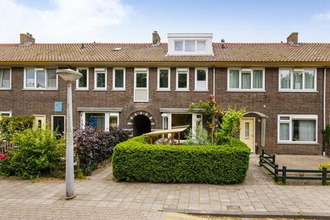 Kometensingel 407 in Amsterdam 1033 BL