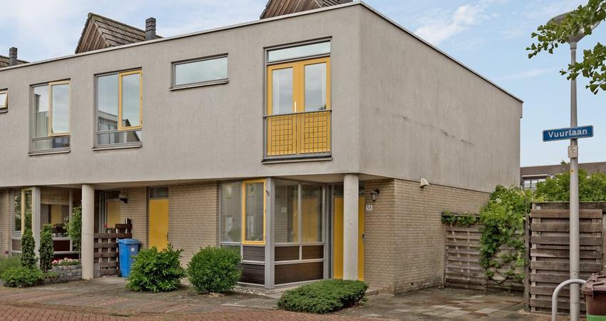 Vuurlaan 58 in Alphen Aan Den Rijn 2408 NC