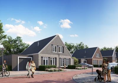 Bouwnummer in Veenendaal 3907 HZ
