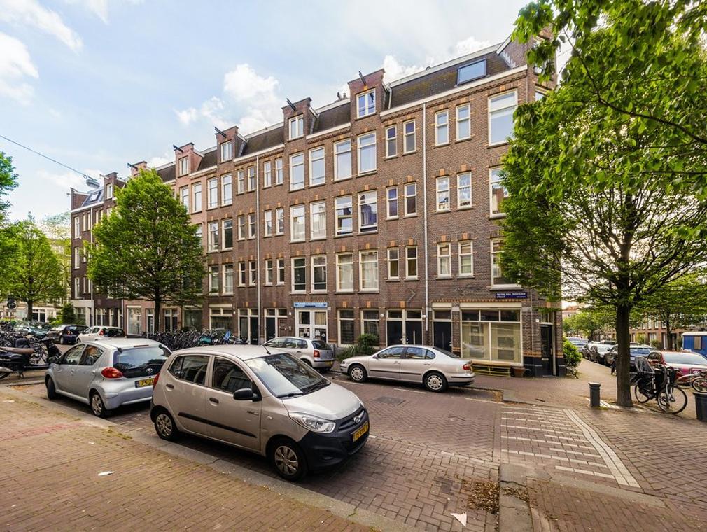 Groen Van Prinstererstraat 100 3 in Amsterdam 1051 ER