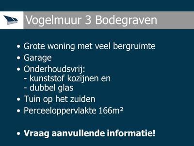 Vogelmuur 3 in Bodegraven 2411 MS