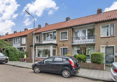 Zwaanstraat 16 in IJmuiden 1973 VD