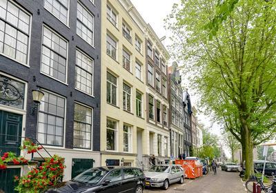 Binnenkant 46 A-B-C in Amsterdam 1011 BP