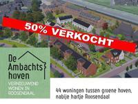 Laan Van Belgie in Roosendaal 4701 CN
