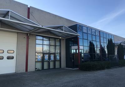 Afrikalaan 27 in 'S-Hertogenbosch 5232 BD