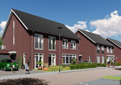 Bouwnummer in Nieuw-Vossemeer 4681 RM
