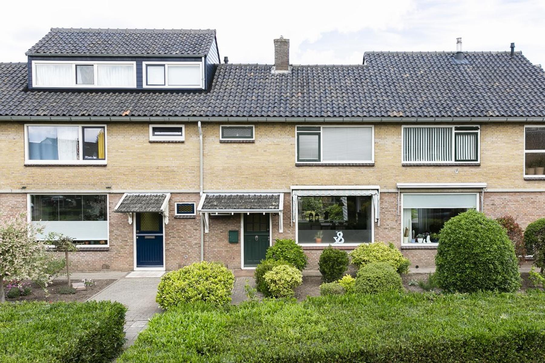 Scheuterstraat 34 in Rheden 6991 CG