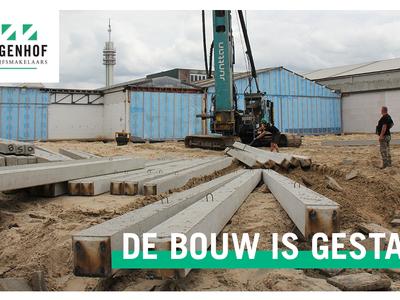 Izaak Enschedeweg 32 -34 in Haarlem 2031 CR