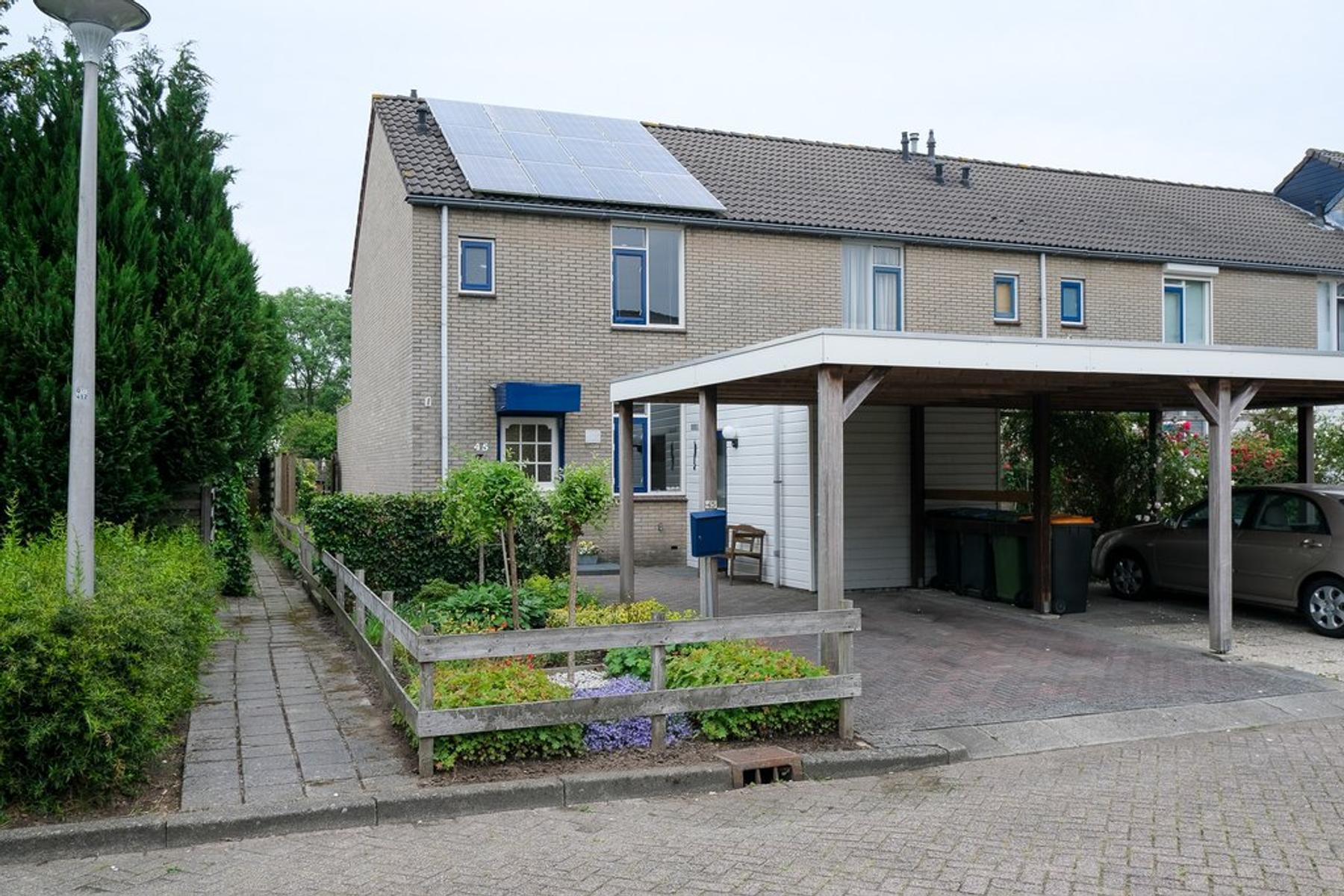 Wolvenveen 45 in Assen 9407 HM