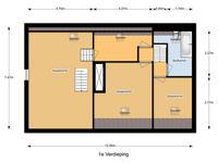 Gestelseweg 6 A in Esch 5296 KP