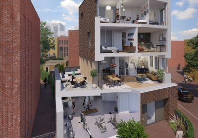 Bouwnummer in Rotterdam 3034 SG