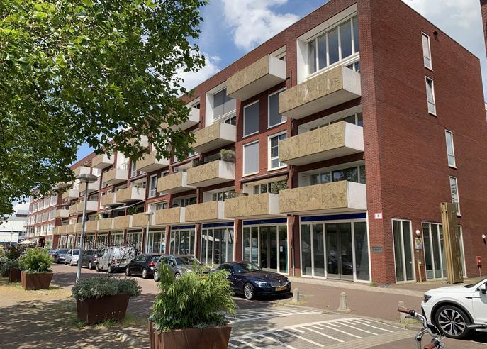 Veilinghavenkade 131 - 137 in Utrecht 3521 AT
