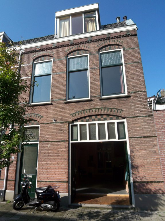 Abraham Bloemaertstraat, Utrecht