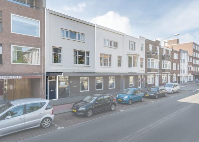Paul Krugerstraat 58 in Vlissingen 4381 WE