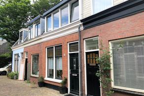 Nauwe Geldelozepad 25 in Haarlem 2012 EV