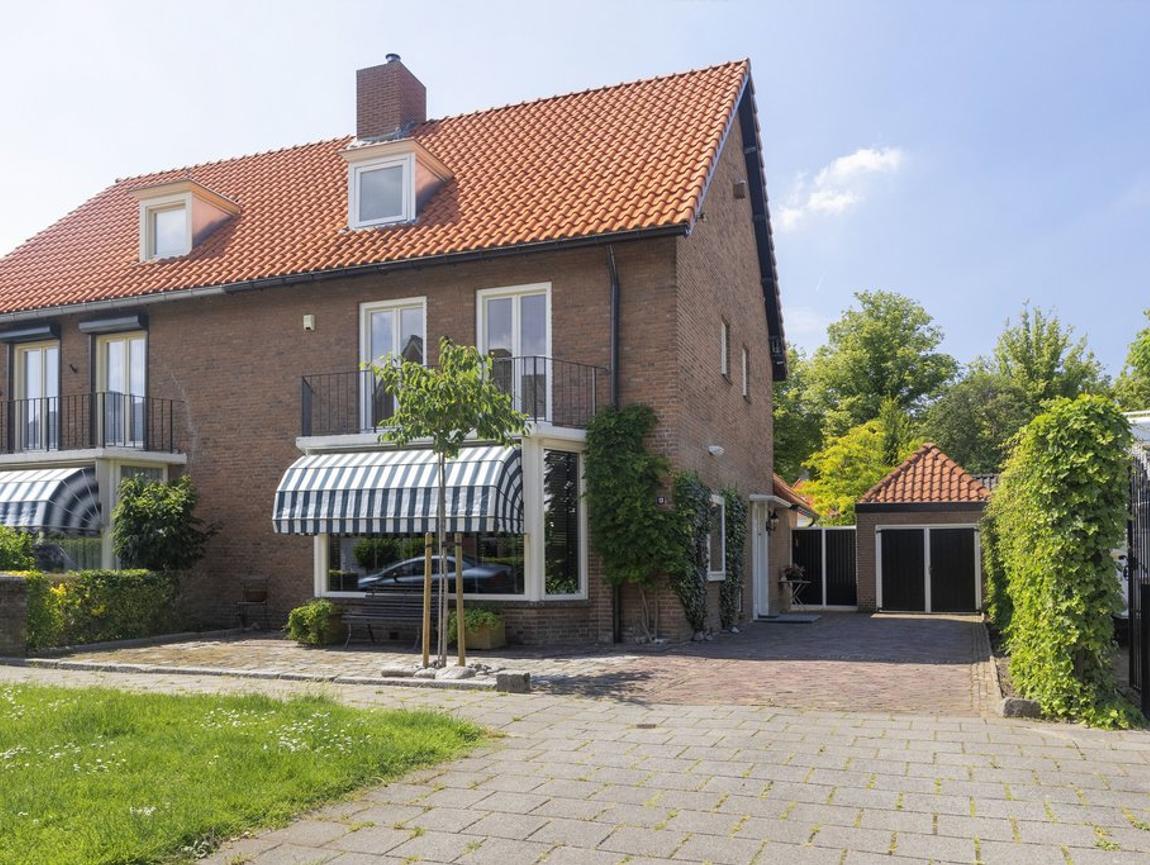 Burgemeester Vranckenstr 13 in Zevenbergen 4761 AD