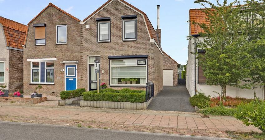 Zandstraat 62 in Sas Van Gent 4551 LJ