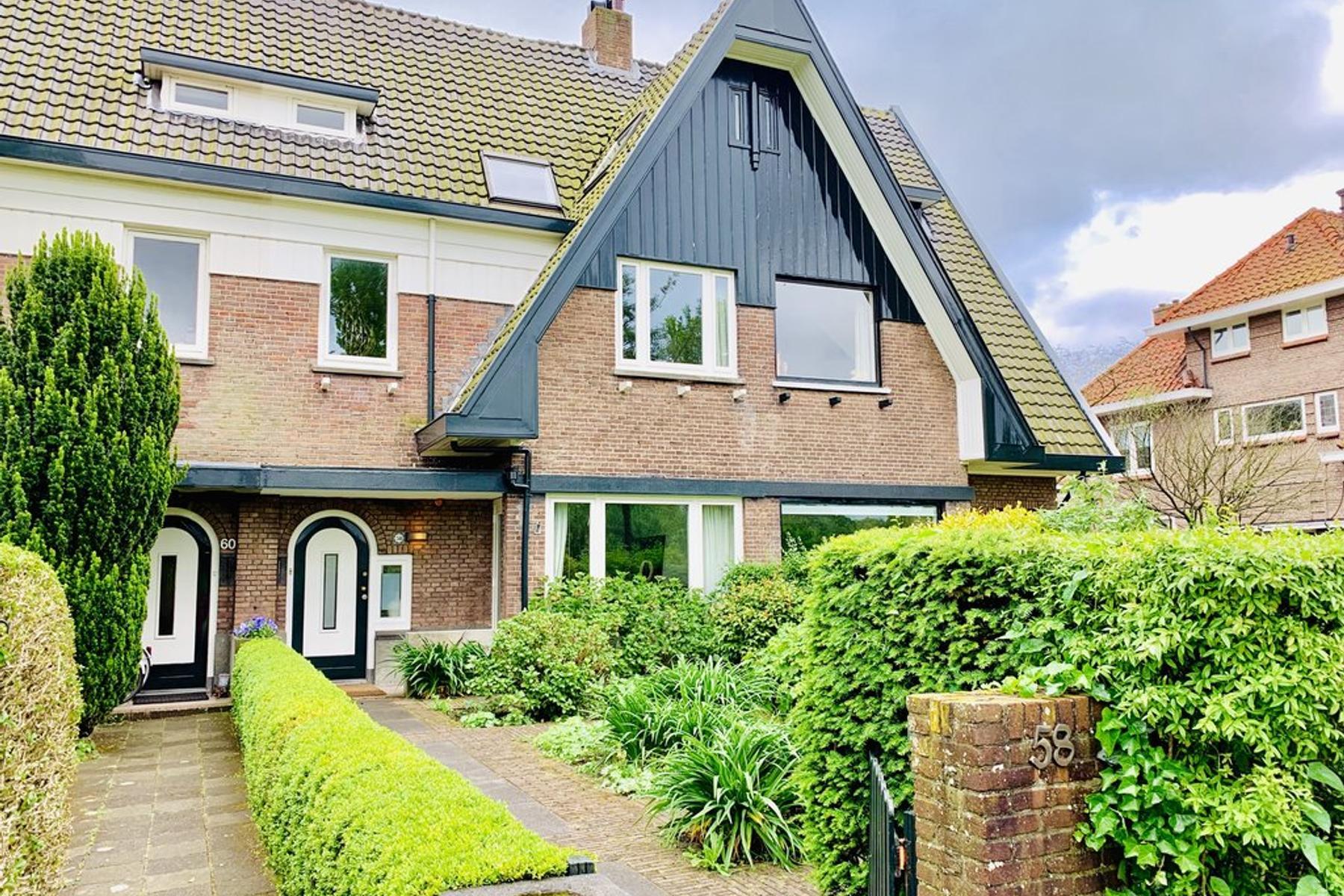 Wittenburgerweg 58 in Wassenaar 2244 CC