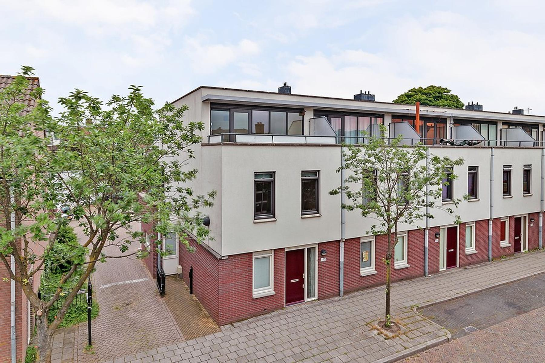 Van Der Laenstraat 118 in Zwolle 8012 TD