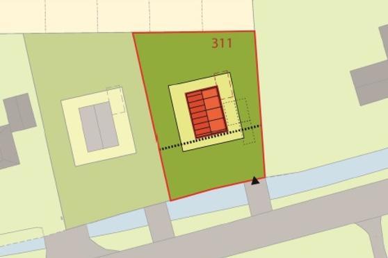 Bouwnummer 311 in Kesteren 4041 CW