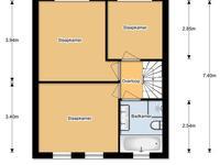 Greffelingsestraat 6 in Alphen 6626 AR