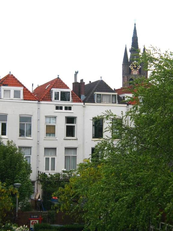 Laan van Overvest, Delft