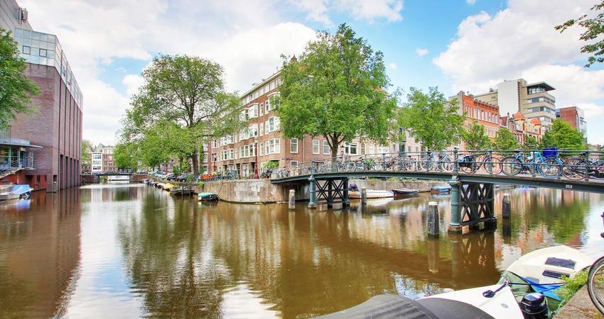 Nieuwe Achtergracht 10 3 in Amsterdam 1018 XX