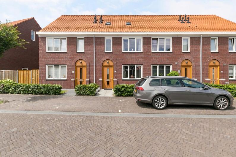 Huygensstraat 35 in Bergen Op Zoom 4624 SL