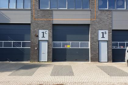 Nobelstraat 1 C in Heerhugowaard 1704 RM