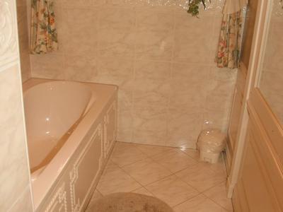 badkamer op parterre