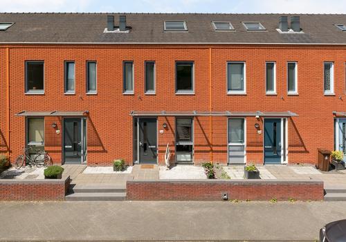 Salvador Dalistraat 56 in Utrecht 3544 NR