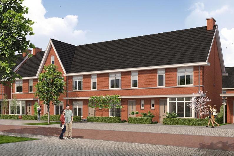 Willemsbuiten - Buurtje 6 (Bouwnummer 61) in Tilburg 5022 DE