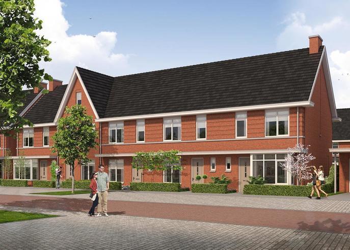 Willemsbuiten - Buurtje 6 (Bouwnummer 77) in Tilburg 5022 DE