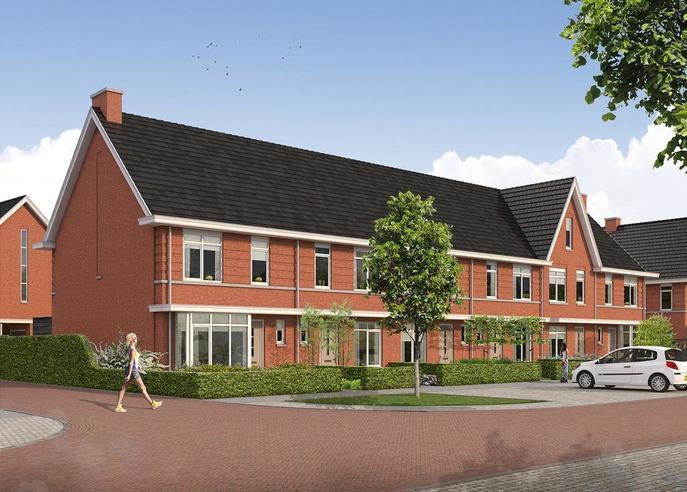 Willemsbuiten - Buurtje 6 (Bouwnummer 64) in Tilburg 5022 DE