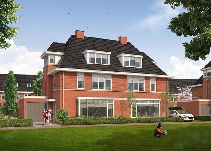 Willemsbuiten - Buurtje 6 (Bouwnummer 45) in Tilburg 5022 DE