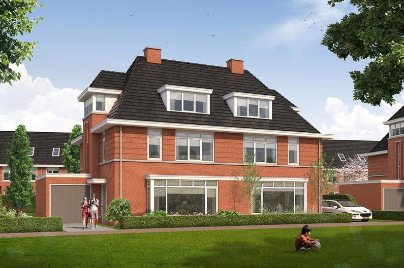Willemsbuiten - Buurtje 6 (Bouwnummer 95) in Tilburg 5022 DE