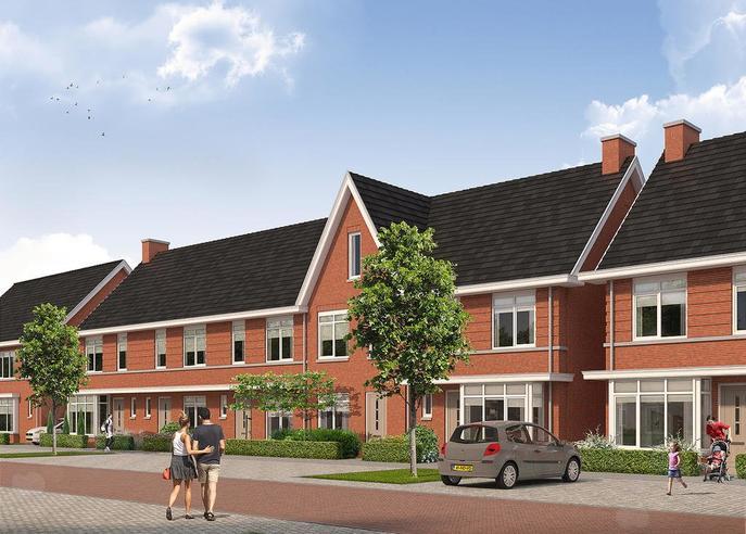 Willemsbuiten - Buurtje 6 (Bouwnummer 63) in Tilburg 5022 DE