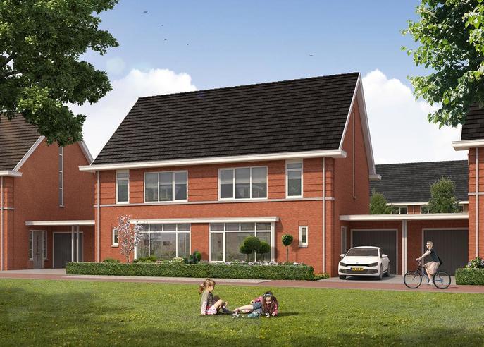 Willemsbuiten - Buurtje 6 (Bouwnummer 53) in Tilburg 5022 DE