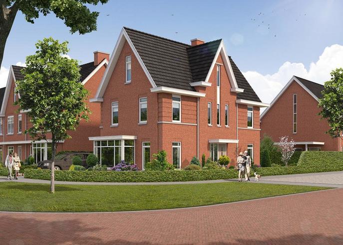 Willemsbuiten - Buurtje 6 (Bouwnummer 65) in Tilburg 5022 DE