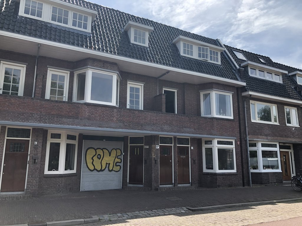 Leidseweg, Utrecht