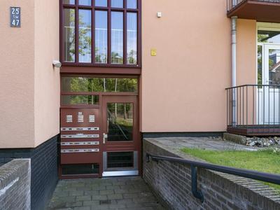 Einsteinstraat 47 in Nijmegen 6533 NG