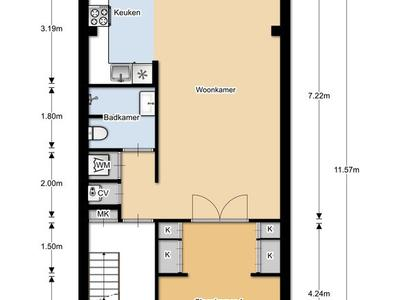 25b plat appartement