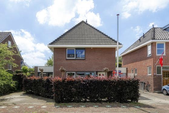 Vondellaan 78 in Beverwijk 1942 LL