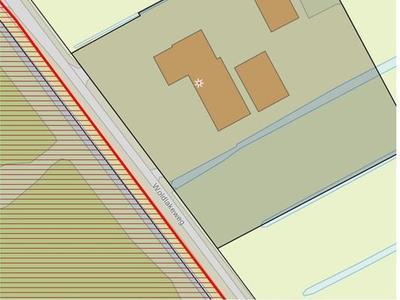 plankaart woldlakeweg