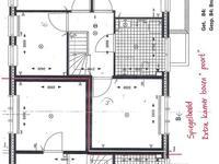 plattegrond 1e verdieping prins mauritshof 26